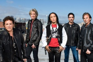 One of the most influential rock bands is coming to Gorge Amphitheatre July 28th, 2012 at 7:00 p.m. -- Journey!