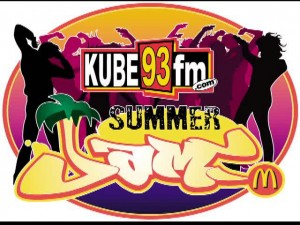 KUBE 93 Summer Jam at the Gorge Amphitheatre