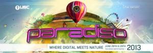 Paradiso Festival 2013 at Gorge Amphitheatre