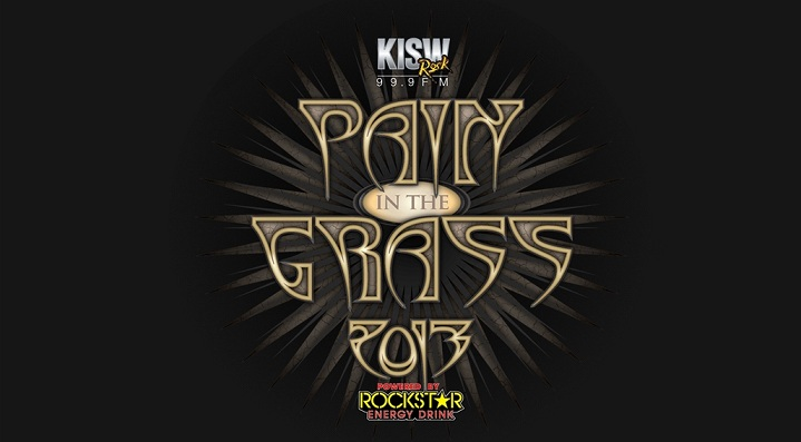 KISW Pain In The Grass at the Gorge Amphitheatre