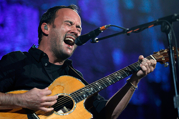 Dave Matthews Band - 5 Day Camping Pass at Gorge Amphitheatre