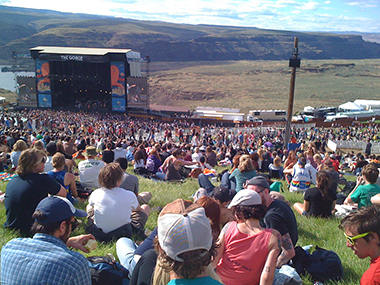 Sasquatch! Festival - 3 Day Pass at Gorge Amphitheatre