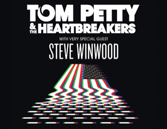 Tom Petty and The Heartbreakers & Steve Winwood at Gorge Amphitheatre