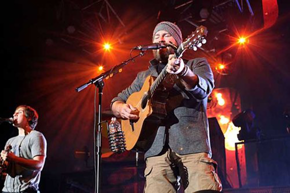 Zac Brown Band at Gorge Amphitheatre