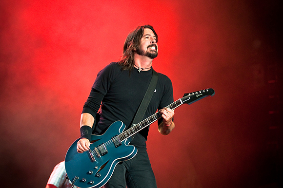 Foo Fighters at Gorge Amphitheatre
