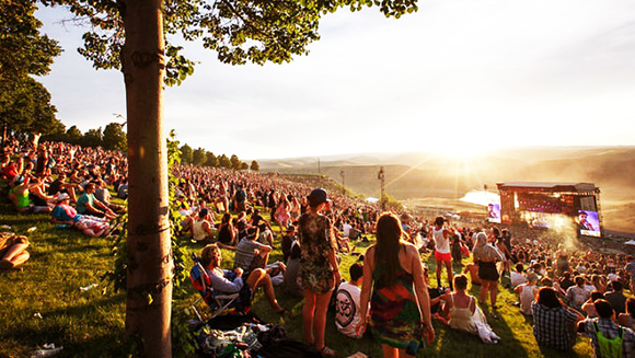 Camping Pass - Sasquatch! Festival (5/27-5/30) at Gorge Amphitheatre