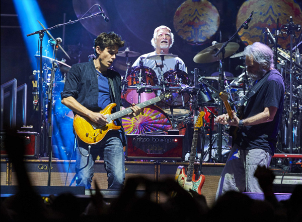 Dead And Company at Gorge Amphitheatre