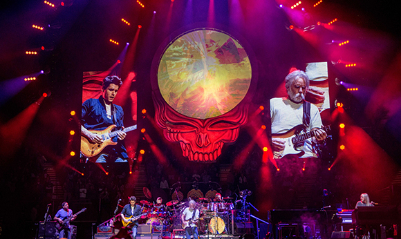 Camping Pass - Dead and Company (7/22-7/24) at Gorge Amphitheatre
