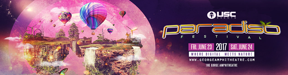 Paradiso Festival - Saturday at Gorge Amphitheatre