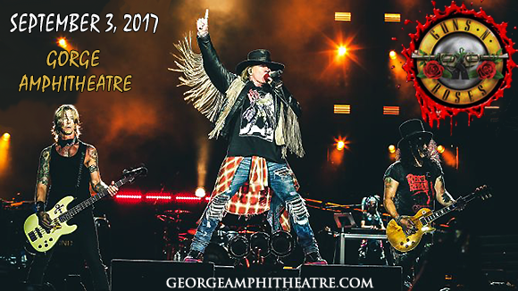 Guns N' Roses at Gorge Amphitheatre