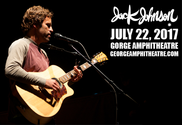 Jack Johnson at Gorge Amphitheatre