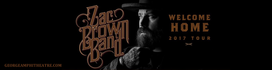 Camping Pass - Zac Brown Band (8/18-8/20) at Gorge Amphitheatre