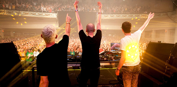 Above and Beyond - Saturday Admission (Time: TBD) at Gorge Amphitheatre