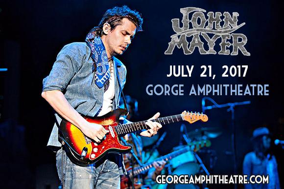 Camping Pass - John Mayer (7/20-7/22) at Gorge Amphitheatre