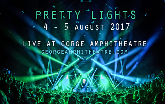 Pretty Lights Live - Saturday Admission at Gorge Amphitheatre
