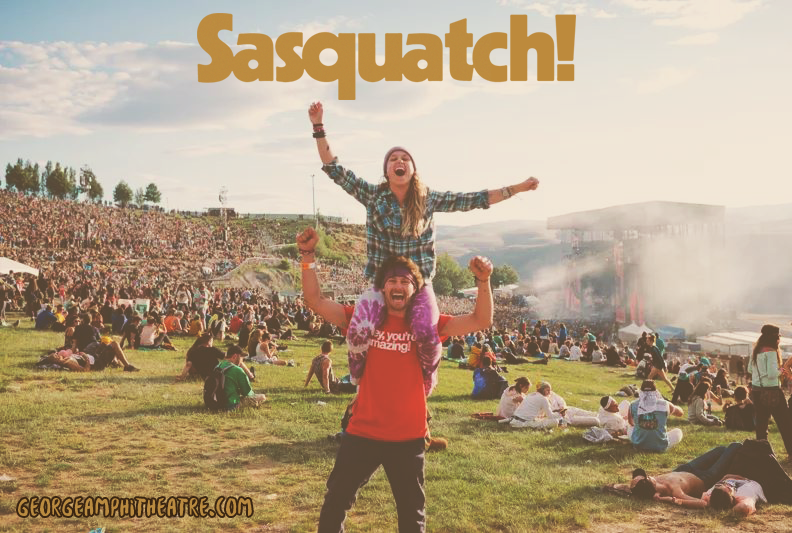 Sasquatch Festival tickets