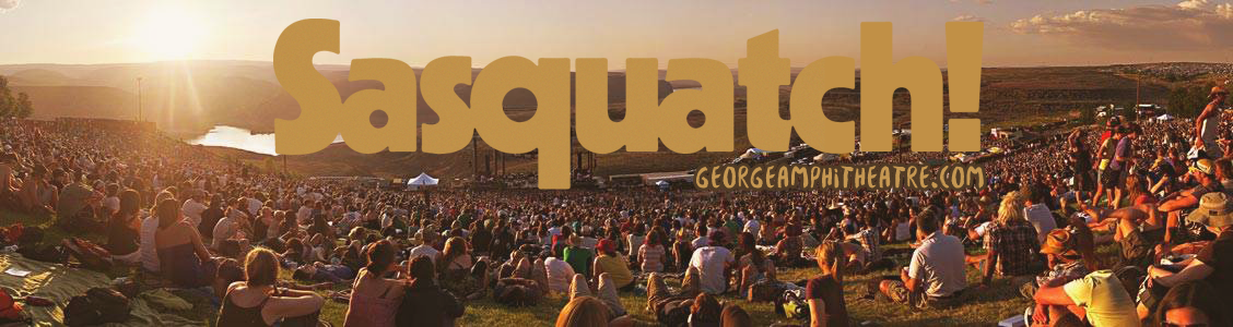 Sasquatch tickets Gorge