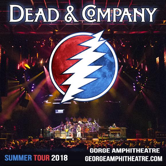 Dead & Company at Gorge Amphitheatre