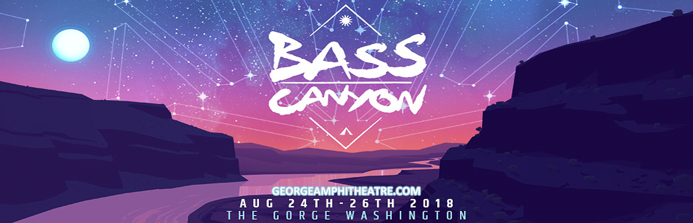 Bass Canyon Festival - Friday at Gorge Amphitheatre