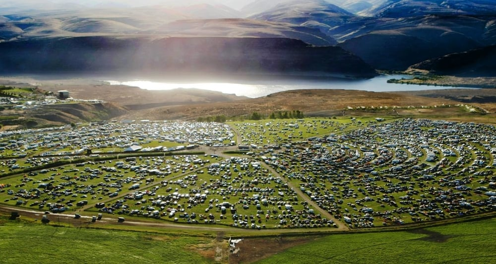 Weekend Camping The Avett Brothers Tickets 9th August Gorge