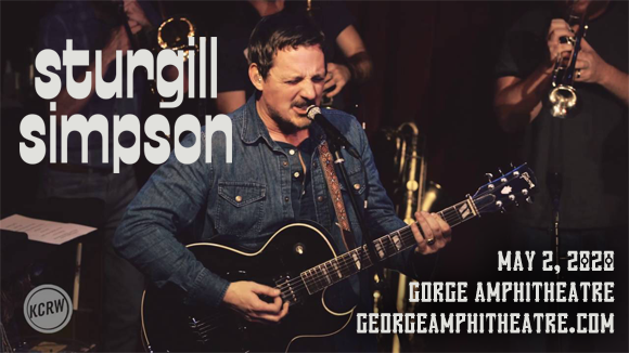 Sturgill Simpson & Tyler Childers at Gorge Amphitheatre