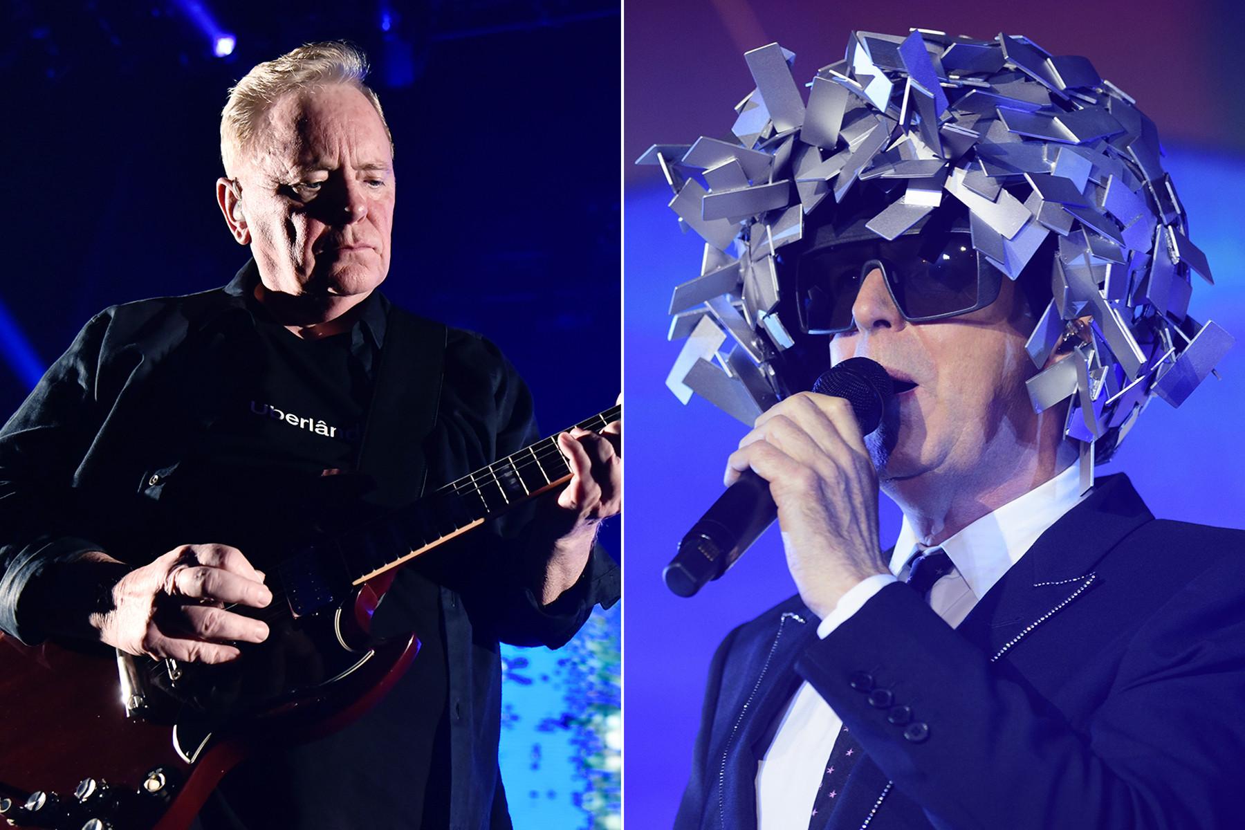New Order & Pet Shop Boys at Gorge Amphitheatre