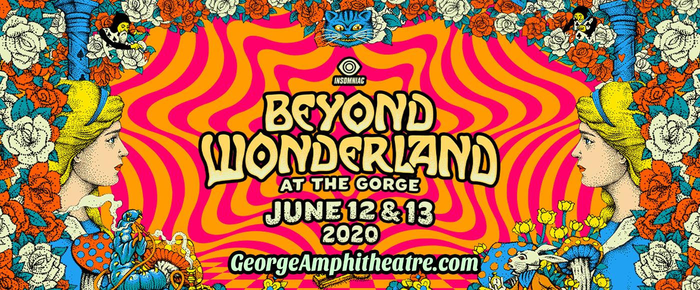 Beyond Wonderland - Friday Pass [POSTPONED] at Gorge Amphitheatre