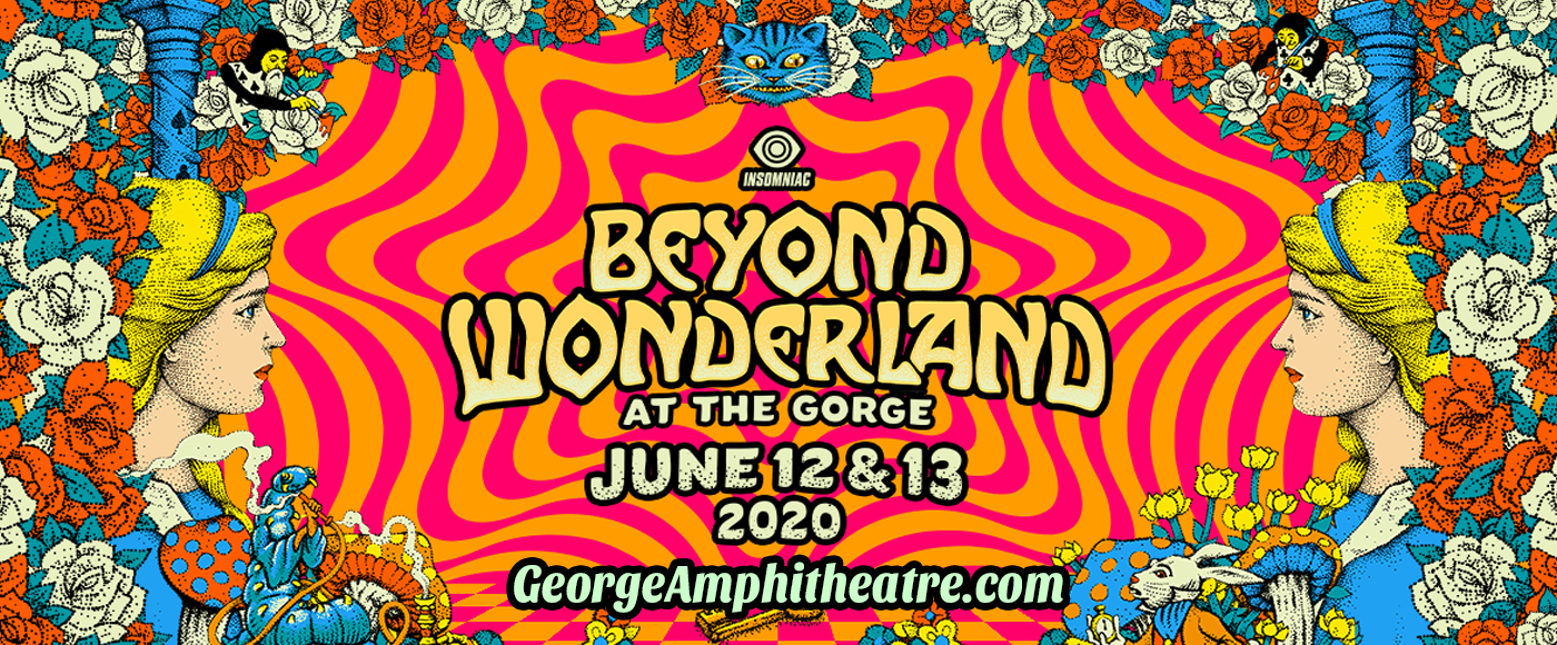 Beyond Wonderland - Saturday Pass [POSTPONED] at Gorge Amphitheatre
