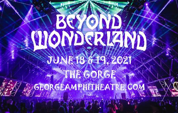 Beyond Wonderland - Camping Pass (6/11-6/13) at Gorge Amphitheatre