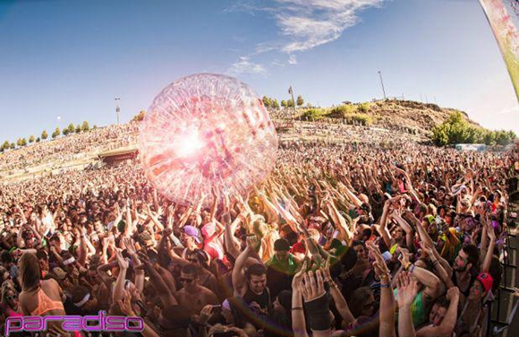 Paradiso Festival - 2 Day Pass at Gorge Amphitheatre