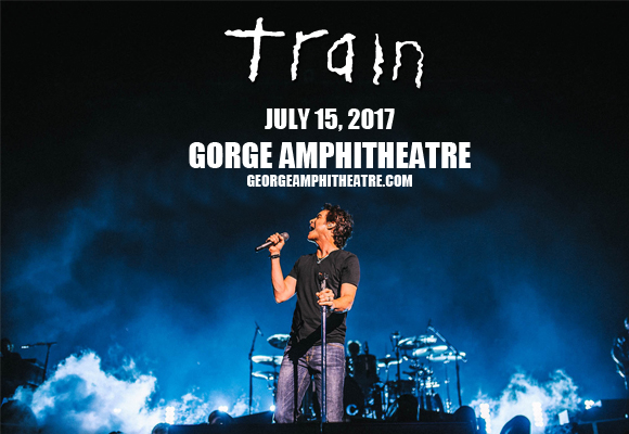 Train, Natasha Bedingfield & O.A.R. at Gorge Amphitheatre