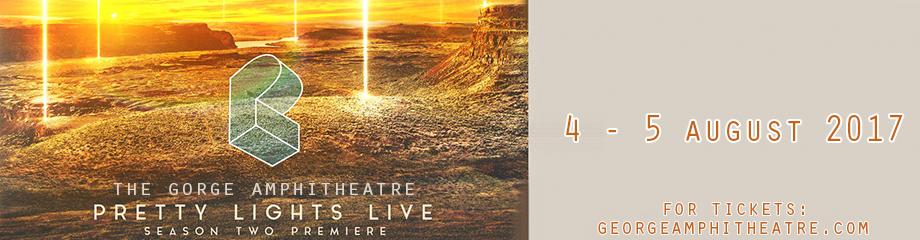 Pretty Lights Live - Saturday Admission at Gorge Amphitheatre