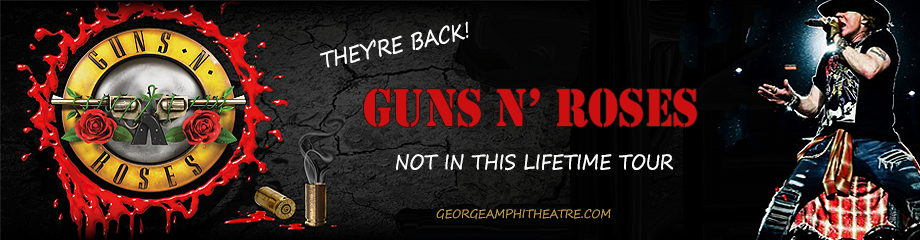 Camping Pass - Guns N' Roses (9/2-9/4) at Gorge Amphitheatre