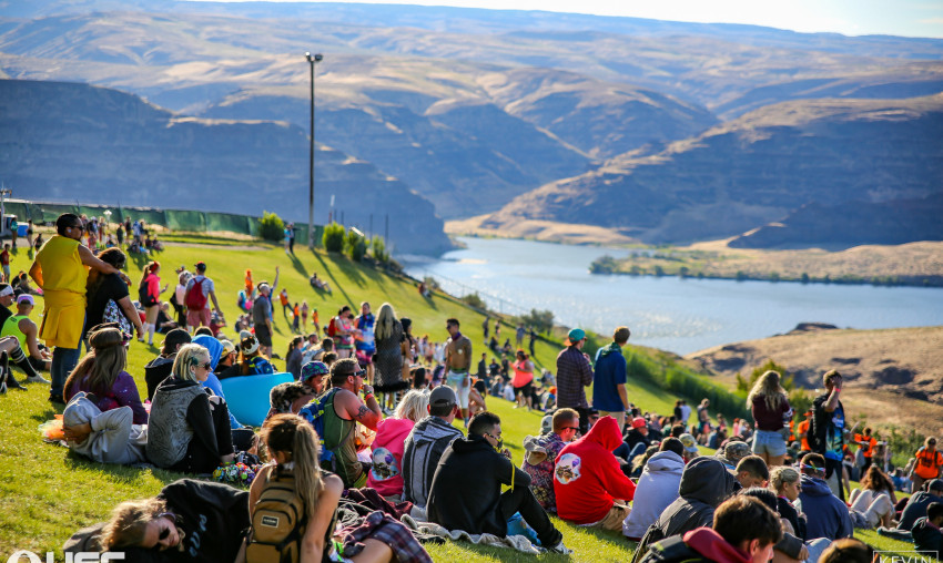 Paradiso Festival - Saturday Pass at Gorge Amphitheatre
