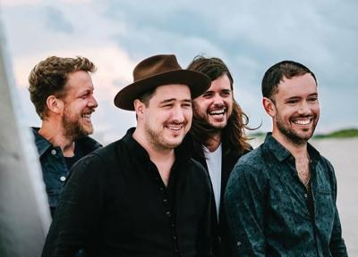 WEEKEND CAMPING: Mumford and Sons at Gorge Amphitheatre