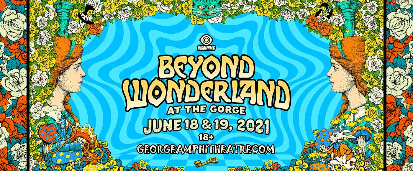 Beyond Wonderland - Saturday Pass at Gorge Amphitheatre